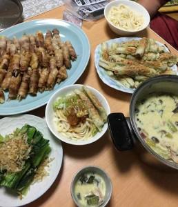 今回の食事