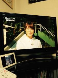 NHK『プロフェッショナル 仕事の流儀』を皆で見ました。
