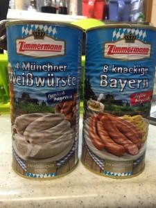 もちろんソーセージもあるよ。 こちらもドイツ土産の品です!!安定の美味しさでした!! ありがとうございます!!