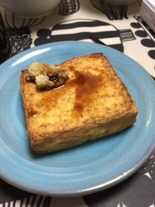 お好みで生姜醤油、柚子胡椒でいただきました。