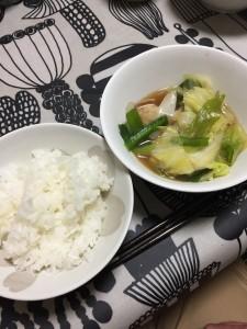 ご飯と、もう最高でした。藤森先生、いつも有難うございます。