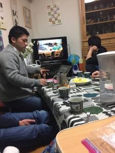 西村君の韓国報告