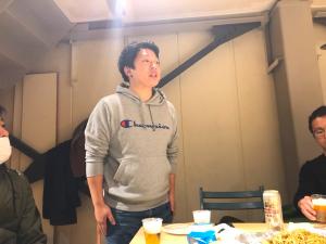 司会の森口氏