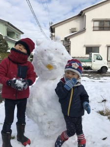 塾頭の故郷、雪深き富山県